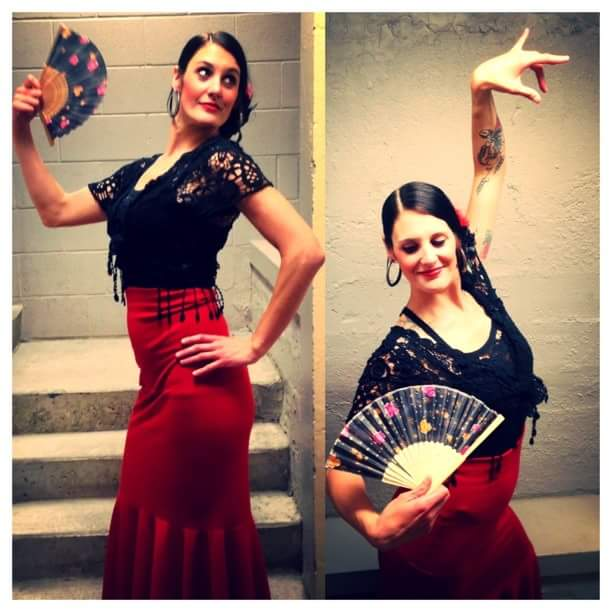 Chelsey Parker : Alma Flamenca, Facebook