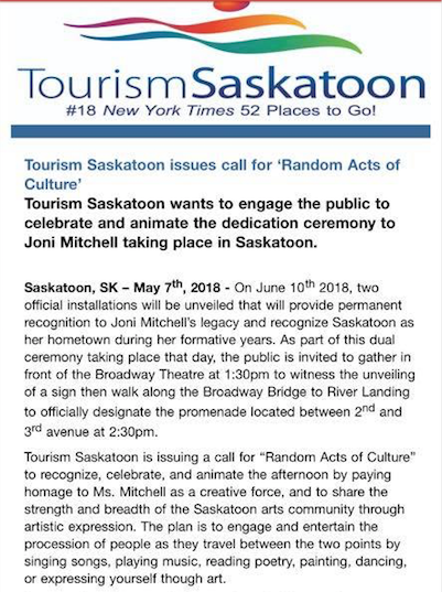 Tourism Stoon - Random Acts of Culture 2