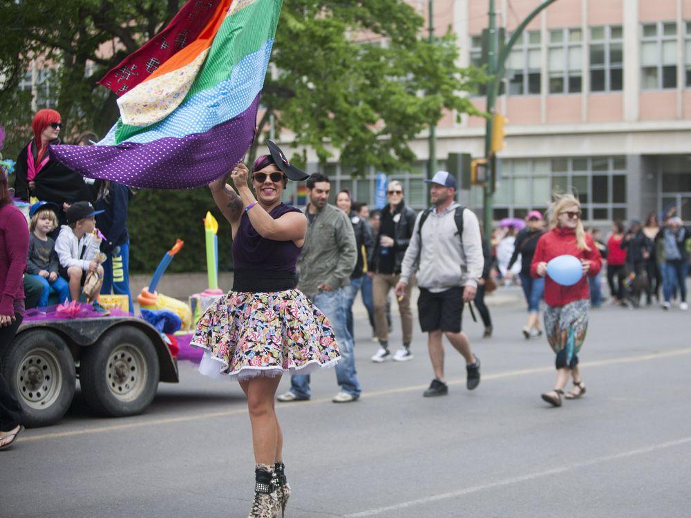 Saskatoon Pride Parade / Saskatoon Star Phoenix