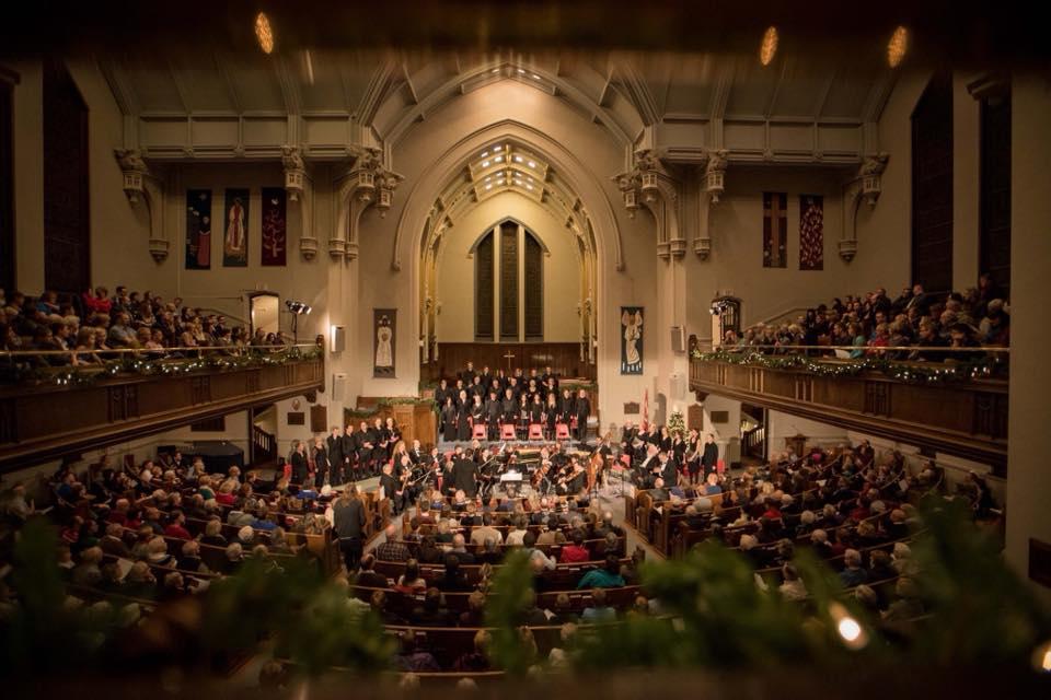 Handel's Messiah/ Saskatoon Symphony Orchestra