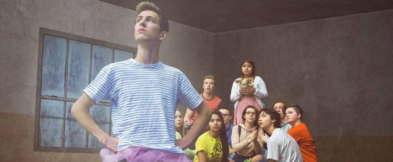 Radiant Boy/ Persephone Theatre