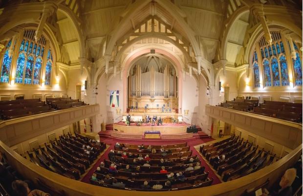 Third Avenue United Church / Saskatoon StarPhoenix